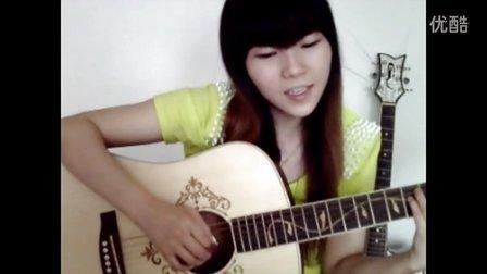 董小姐吉他 董小姐吉他弹唱 宋冬野 左立 女生吉他 山林吉他弹唱 美女吉他 吉他教学