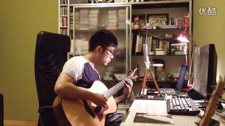 李霖Gary老师吉它弹唱 - 《空白格》