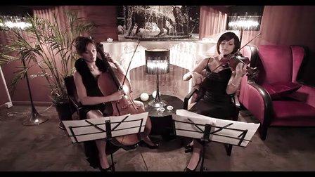 凯舟文化外籍大提琴小提琴二重奏演出视频