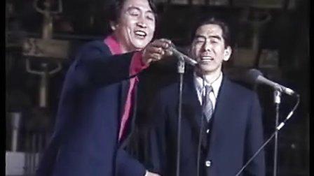 《看电视》姜昆 李金宝_1985年春晚相声