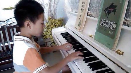钢琴曲 扎红头绳 珂珂