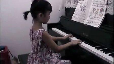 衡阳/04:05 诗雨衡阳练钢琴1.2013.8.6 兵磊木易21