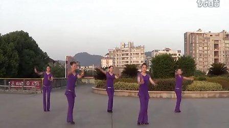 吉美广场舞 原创《晒月亮》