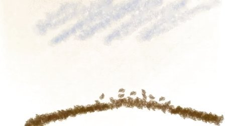 手绘super小种子发芽记