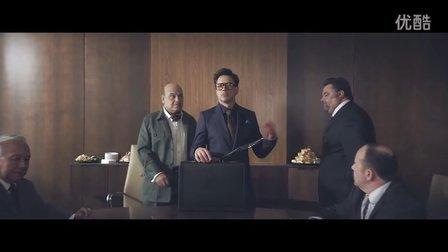 HTC*小罗伯特·唐尼 代言广告