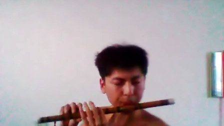 沧海一声笑-竹笛