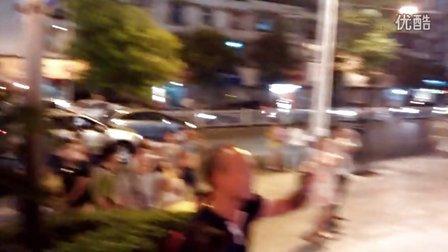 伤不起mv 宜昌CBD附近的一段舞蹈