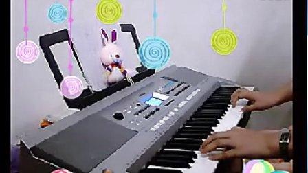 电子琴演奏--在心里从此永远有个你 - 音乐 - 30