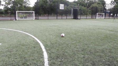 182【足球教学】挑战兰帕德