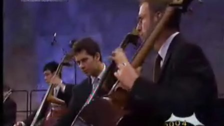 郎朗在2004年柏林森林音乐会(1)图片