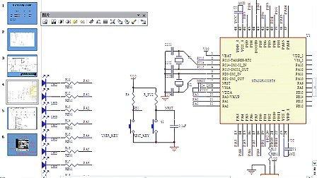 stm32入门视频教程_5_gpio输入与按键