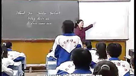 初二英语下5  新课程多媒体教学示范课集锦