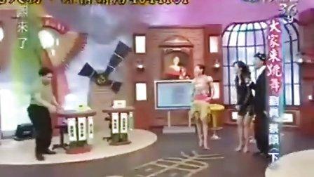 桑巴舞后刘真