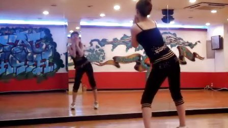 【丸子控】蔡妍 - 摇摆 舞蹈教学4 (镜面分解)