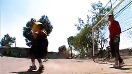 巴西的街舞足球1,超华丽,不可思议