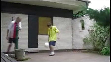 超变态双人街头足球