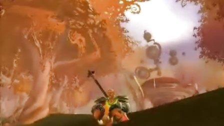 魔兽世界 非常牛b的职业玩家带你游览银月城