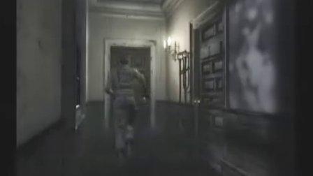 《生化危机1复刻版》真实生存视频-Chris篇-洋馆