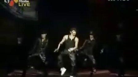 rain 舞蹈LIVE SHOW MV