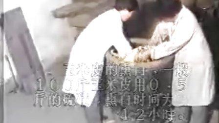 小麦秆玉米皮编织技术1
