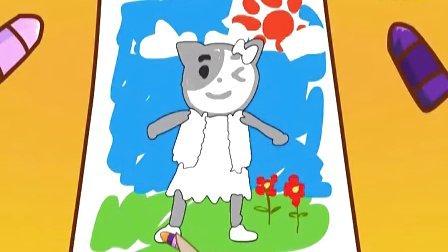 .英语动画片 –