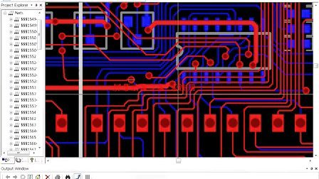 pads原理图和线路板设计全过程录相