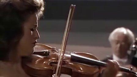 维瓦尔第《四季》卡拉扬指挥 柏林爱乐乐团演奏 穆特独奏