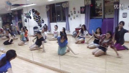 明翼舞蹈徐家汇店周三18;30MV爵士