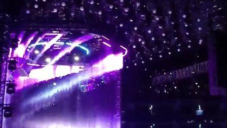 劉德華上海演唱會 愛你一萬年