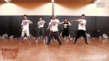 poreotics- urban dance camp 2013视频