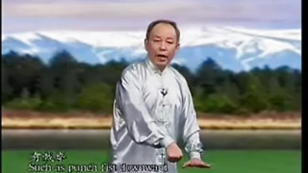 李德印88式太极拳06