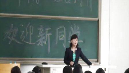 2013届北京林业大学心理咨询师资格培训课程班开学典礼