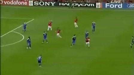 07-08赛季欧冠决赛——下半场(曼联vs切尔西)