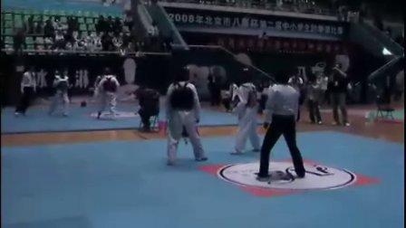 中小学跆拳道v视频-播单-优酷视频儿童旗袍走秀视频图片