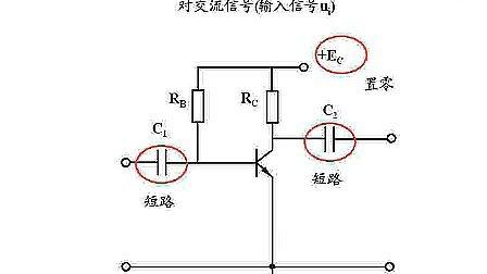 晶体三极管放大电路视频