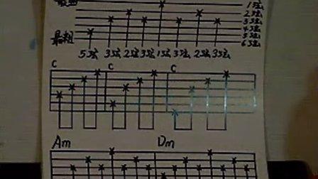 吉他教学入门(4)