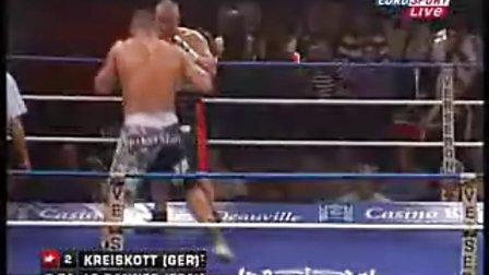 Jerome Le Banner 最新拳�糍� vs Werner Kreiskott