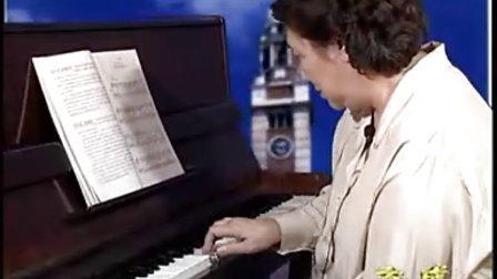 巴赫初级钢琴曲集12,布列舞曲