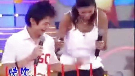 快乐大本营 扑朔迷离的关系 李湘、何炅