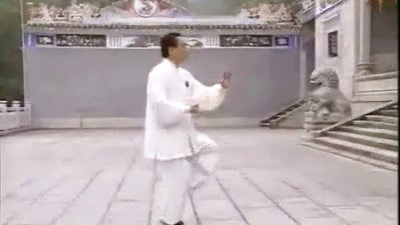 杨式太极拳85式配乐带口令4(赵幼斌22:30)图片