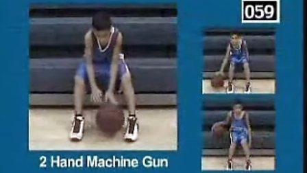 篮球运球基本功