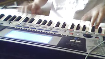 电子琴jy520a电路板全图