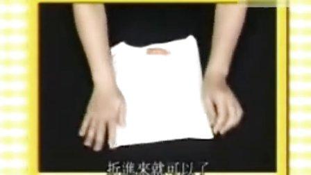 叠袜子的方法图解步骤