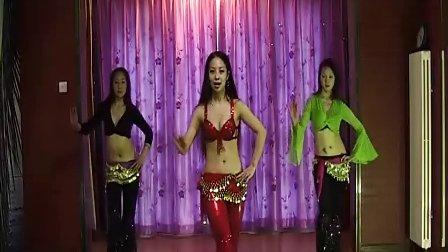 索菲娅肚皮舞初级培训教程(7)