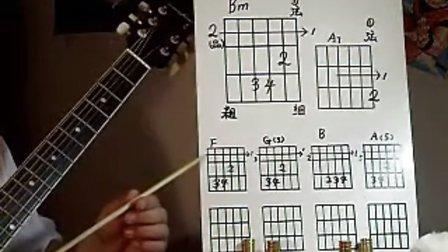 吉他教学入门(13)
