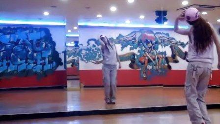 【丸子控】2PM - Again&Again 舞蹈教学8 (镜面 分解)
