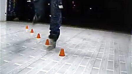 教程教育视频新手视频(第一课前剪)-溜冰-3轮滑博越车评图片