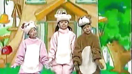 韩国儿歌 三只熊