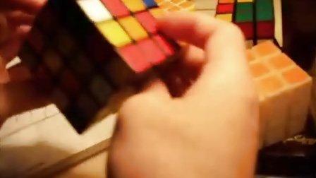智力乐园·四阶魔方玩法·合并中心块(第一步)