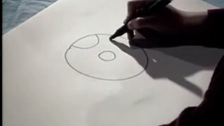 小乌龟 儿童创意简笔画